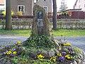 Radeburg Gedenkstein Zille-Hain.jpg