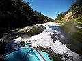 Rafting the Klamath River Bermuda Triangle (Class III, Mile 5.6) (29017065504).jpg