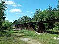 Railroad Bridge at Caney Creek - panoramio.jpg