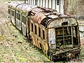 Railway History Slowly Rotting Away (9937716005).jpg