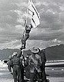 Raising the Ink Flag at Umm Rashrash (cropped).jpg