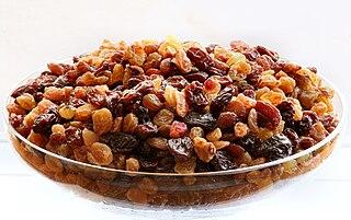 Raisin Dried grape