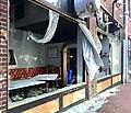 Raleigh, North Carolina George Floyd death protest damage 13.jpg