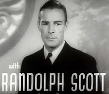 randolph scott interview