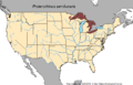 Range of the Tubenose Goby in North America.png