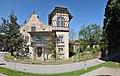 Rankweil St Peter Gässele 1 und 3 Villa und Stickerei Häusle 1.jpg