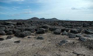 Ilhéu Raso Island of Cape Verde