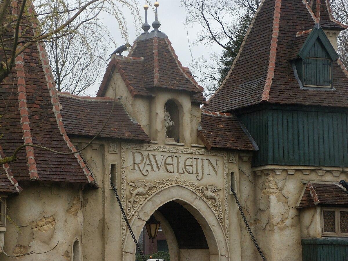 Raveleijn (televisieserie) - Wikipedia
