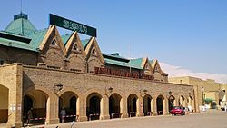 Rawalpindi railway station 4
