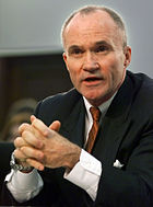 Ray Kelly US Commissioner of Customs