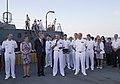 Reception with Ambassador Pyatt Aboard USS ROSS, July 24, 2016 (28299479800).jpg