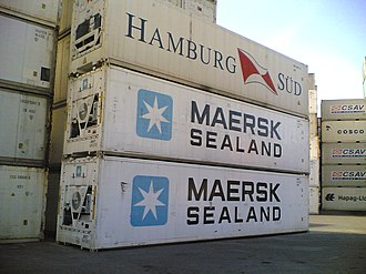 Refrigerated container - Reefer containers