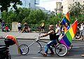 Regenbogenparade 2013 bike (9084135257).jpg