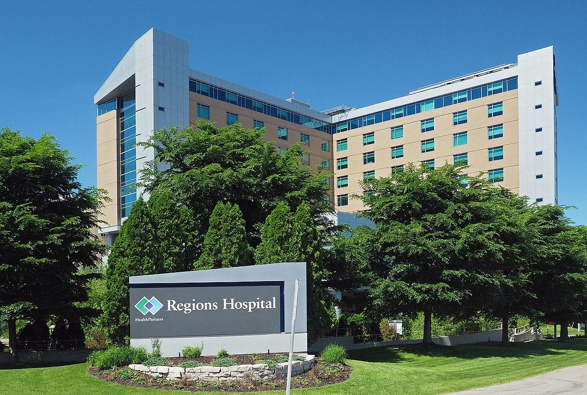 Regions Hospital Wikipedia