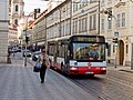 Reko TT Malostranské náměstí, Hellichova, NAD.jpg