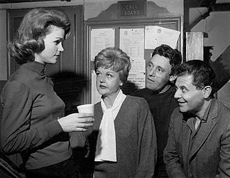 Anyone Can Whistle - Lee Remick, Angela Lansbury, Harry Guardino, and Herbert Greene