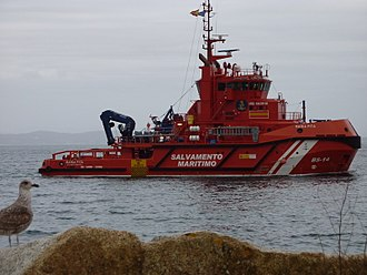 Maritime Safety and Rescue Society - Image: Remolcador 04