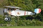 Replica Nieuport 17 23 'N1977 8' (G-BWMJ) (41526479132).jpg