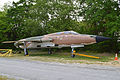 Republic F-105G Thunderchief '62-438 - WA' (11517278896).jpg