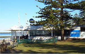 Ramsgate Beach, New South Wales - Image: Restaurant at Ramsgate Beach