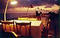 Restaurant at night in Beirut 1960.jpg