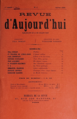 Revue d'Aujourd'hui cover issue 01.png