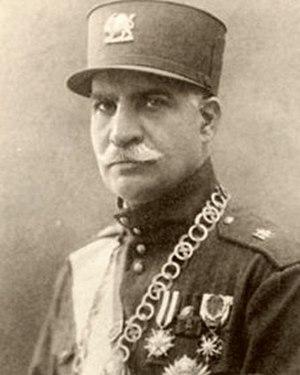 1921 Persian coup d'état - Reza Shah