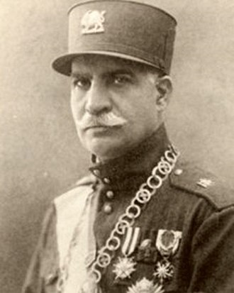 Pahlavi dynasty - Rezā Shāh Pahlavi