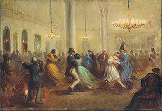 The Baile de Capellanes
