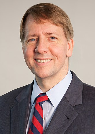 2018 Ohio gubernatorial election - Image: Richard Cordray official portrait (cropped 2)