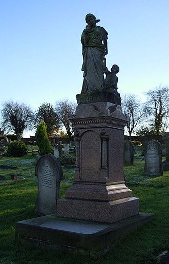 Richard Eve - Image: Richard Eve Grave