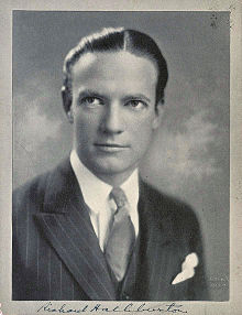 Richard Halliburton, ca. 1933