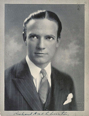 Richard Halliburton - Richard Halliburton, ca. 1933