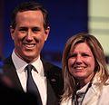 Rick Santorum with supporter (24366866169) (cropped).jpg