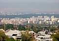 Ride with Simeonovo Cablecar to Aleko, view to Sofia 2012 PD 010.jpg