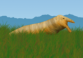 Riebeekosaurus life restoration.png