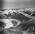 Riggs Glacier, terminus of tidewater glacier and valley glacier, September 12, 1980 (GLACIERS 5867).jpg