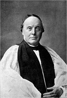 Alfred Barry Australian bishop