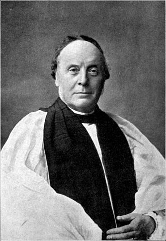 Alfred Barry - Bishop Alfred Barry