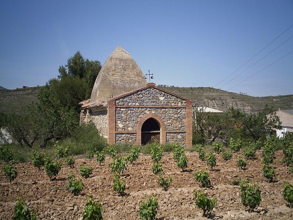 Archivo rincon de olivedo la rioja espa a ermita de san for Alojamiento en la rioja espana