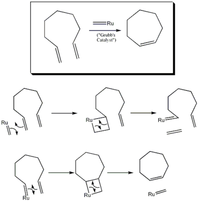 olefin metathesis catalyst