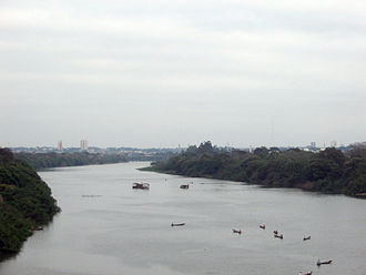 Cuiabá River - Image: Rio Cuiabá