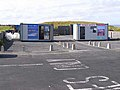 Rival ferry companies at Roonagh Quay - geograph.org.uk - 1394400.jpg