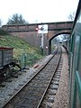 Road Bridge over the Bluebell Railway - geograph.org.uk - 297758.jpg