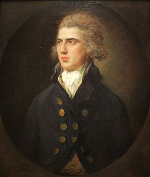 Robert Adair (politician) - Image: Robert Adair by Thomas Gainsborough