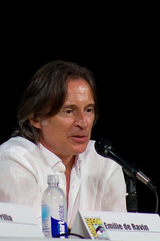 Robert Carlyle - Carlyle at the 2014 Comic-Con International
