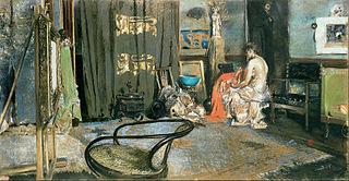 Studio of Robert F. Blum