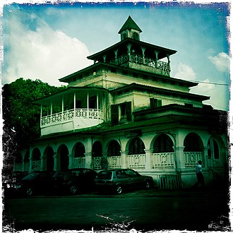 Palace of the Kings Bell - Image: Roberto Paci Dalò SUD Salon Urbain de Douala 2010 (162)