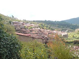 Robledillo de Gata municipality in Extremadura, Spain