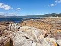 Rochas e mar en Portocubelo. Lira. Carnota. Galiza LI09.jpg